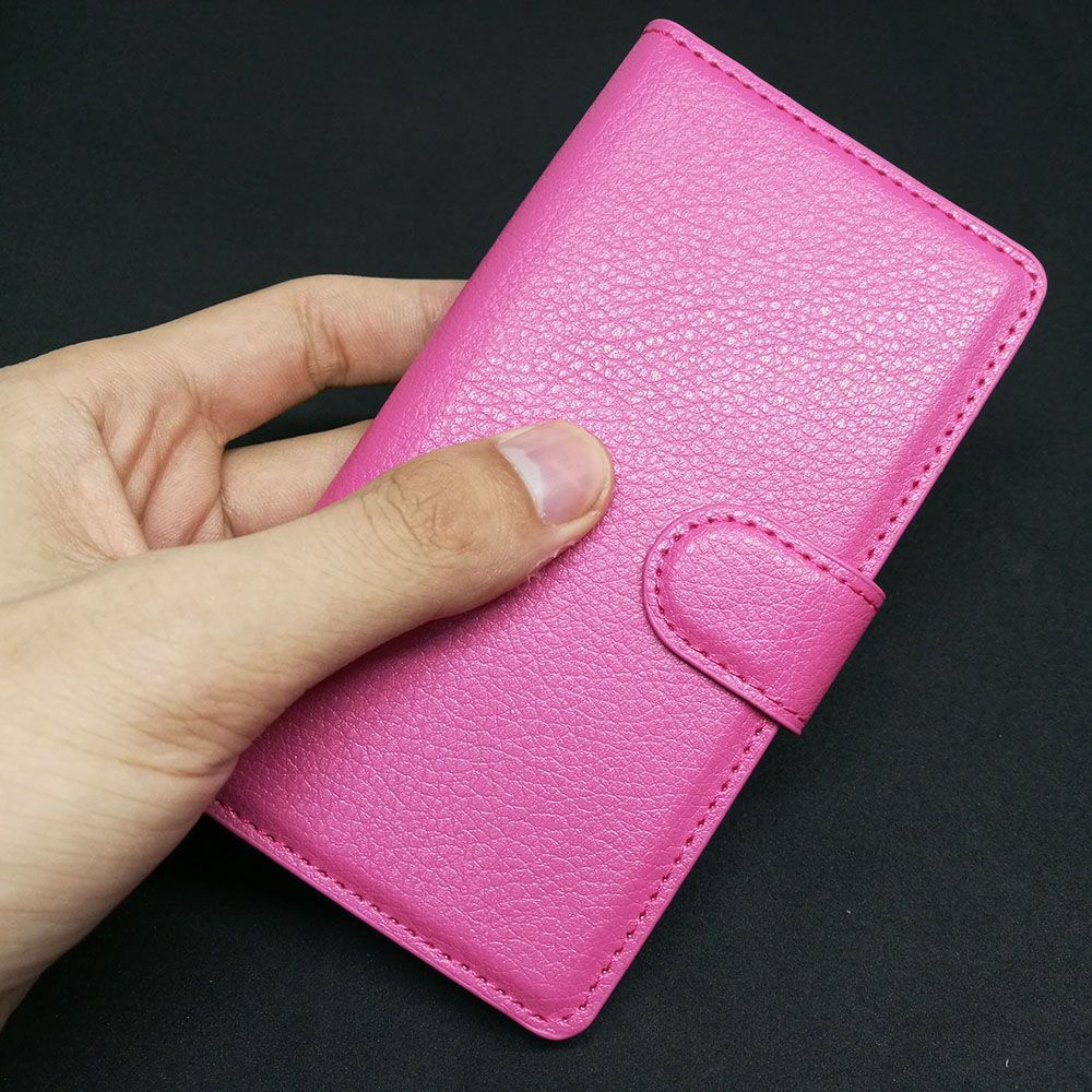 Business Man Retro Wallet Card Holder PU Leather Shockproof Case Back Cover for Xiaomi Redmi Note 4X 4 3