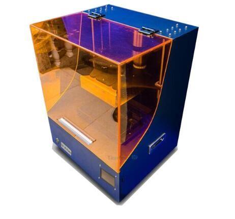 Neue Super KingKong SLA/DLP/LCD 3d drucker größte druck volumen 200*170*280mm hohe präzision Impresora 405nm UV harz