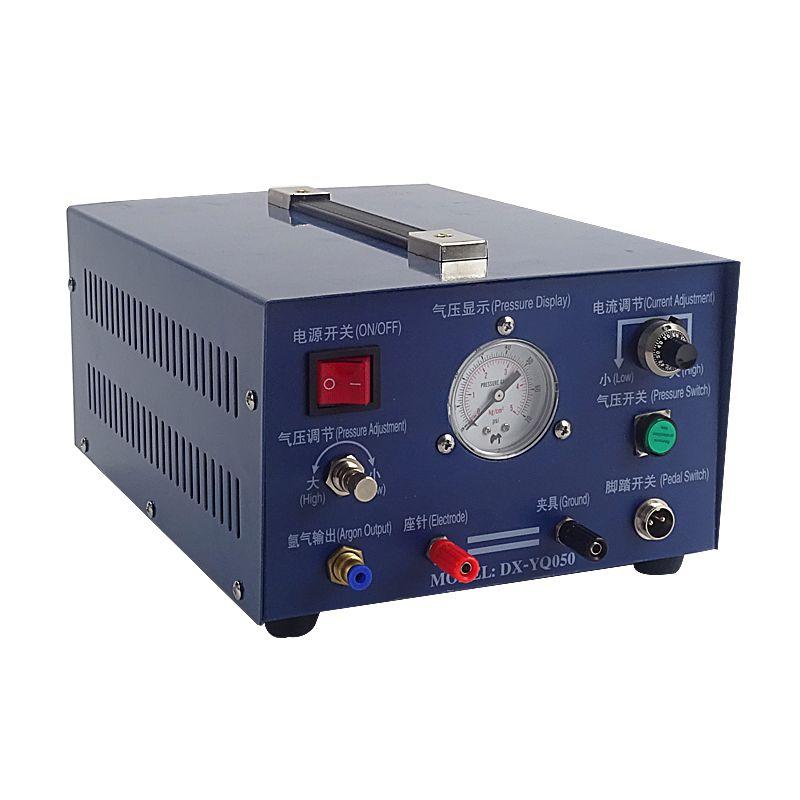1 STÜCK Neue Pulse Argon Punktschweißgerät 400 Watt Schweißen Schmuck Gold Silber Platin Palladium