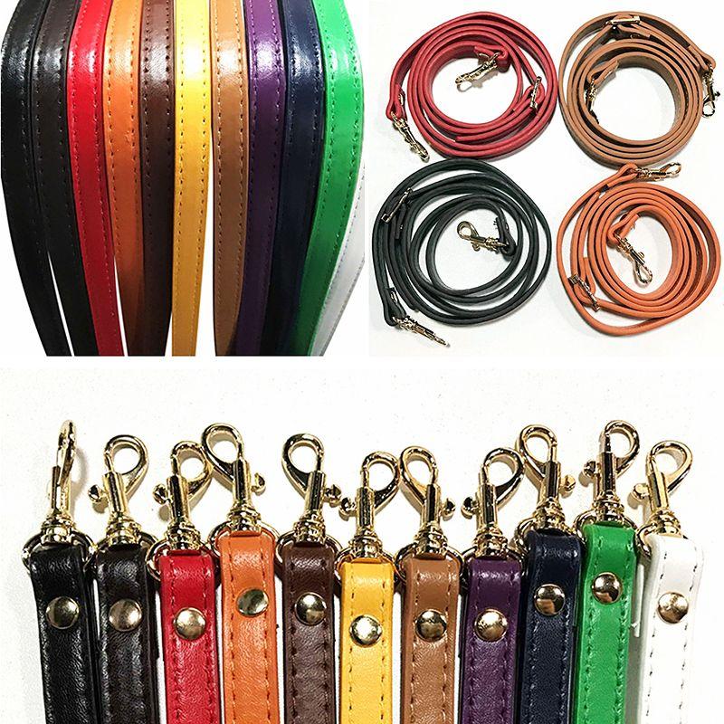 2017 Cheap Detachable Replacement Women Girls PU Leather Bag Handle Strap Belt Shoulder Bag Parts Accessories Buckle Belts WS074