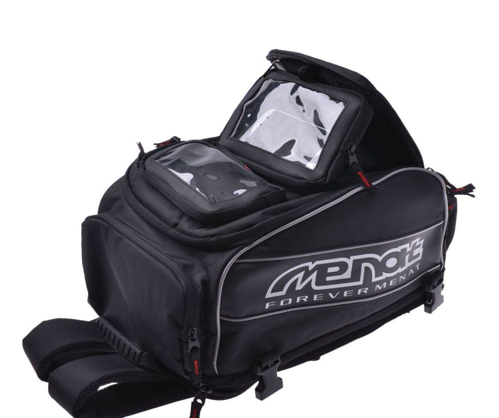 Motorcycle Waterproof Bag Tank Bags Motos Multifunction Luggage Universal Motorbike Oil Fuel Tank Bags Oxford Saddle Bags MB018