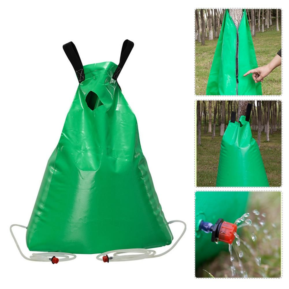 Agricultural Tree Infusion kits Dripping Facility With Adjustable Nozzle Relief Garden Fruit Watering Bag Garden Watering System