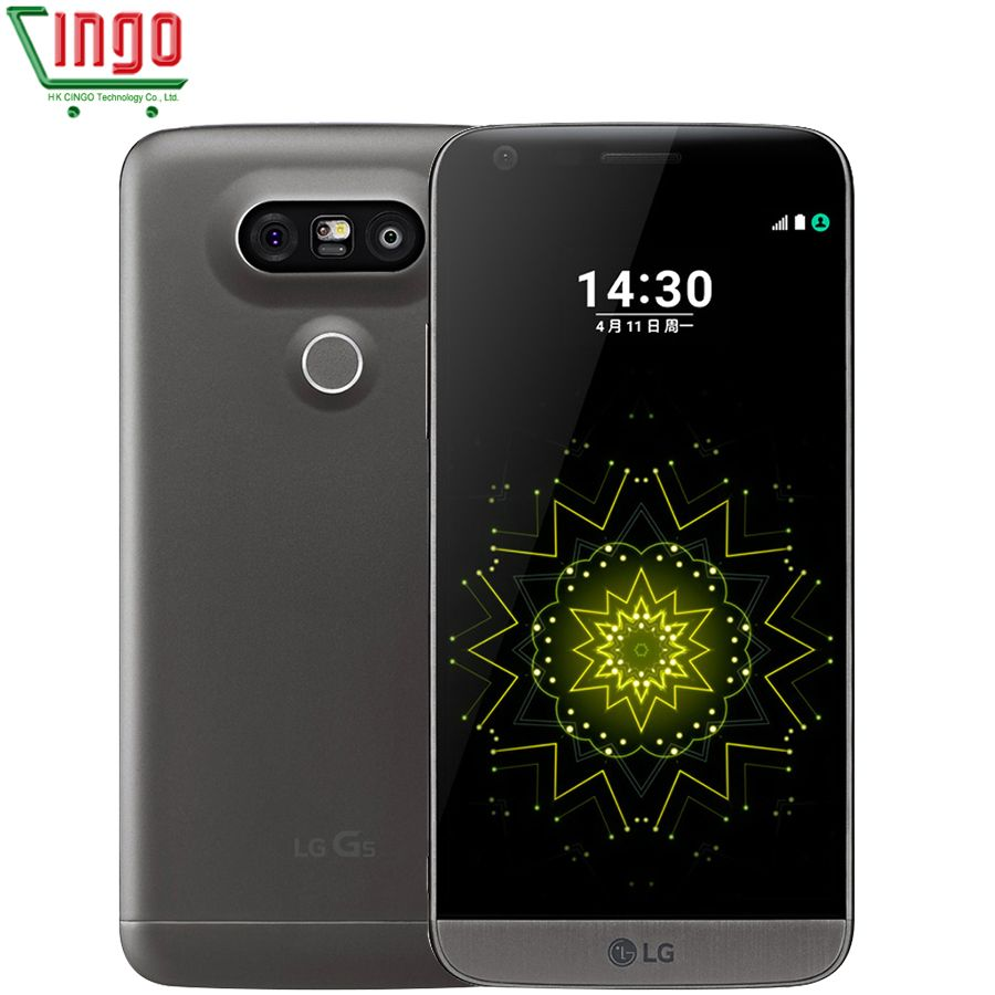 LG G5 H820 H830 H850 F700 H860N Mobile Phone 3 Camera Quad-core 4GB RAM 32GB ROM 5.3