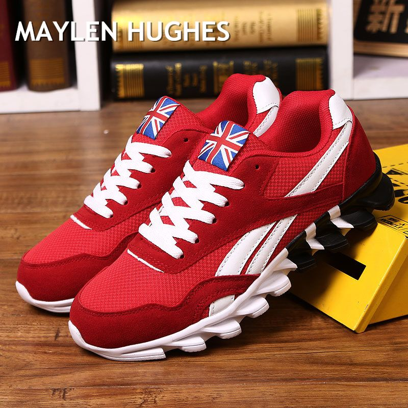 New Spring Autumn casual shoes men Big size37-49 sneaker trendy comfortable mesh fashion lace-up Adult men shoes zapatos hombre