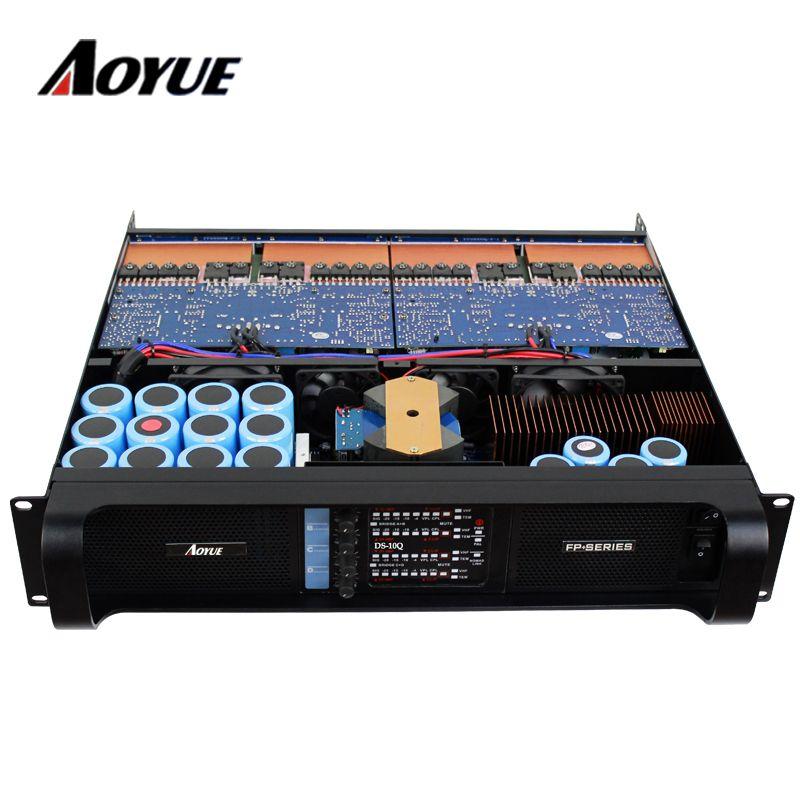 1350 w verstärker 4 kanal DJ verstärker 10KQ audio stereo Professional sound Verbesserte power verstärker mit 14 kondensatoren