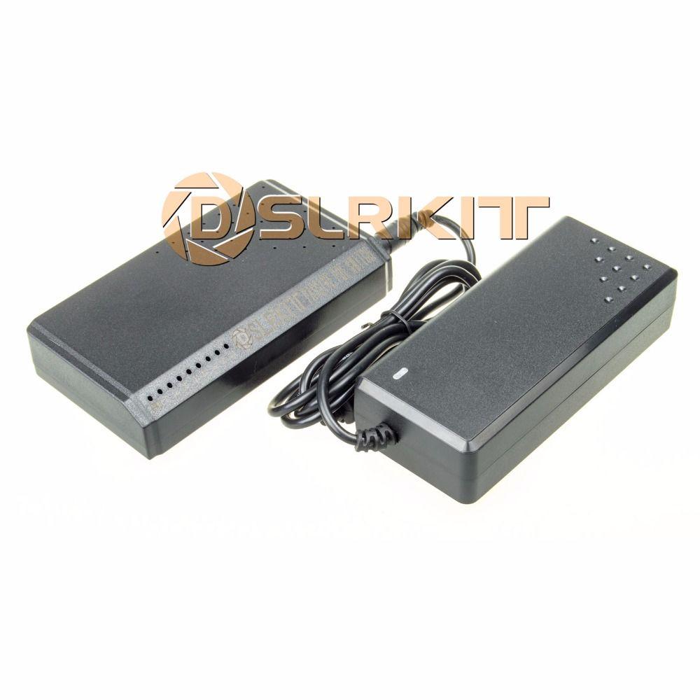 DSLRKIT 72 Вт 8 Порты 6 Инжектор PoE Мощность Over Ethernet коммутатор 48 В 2A PMID6P2U