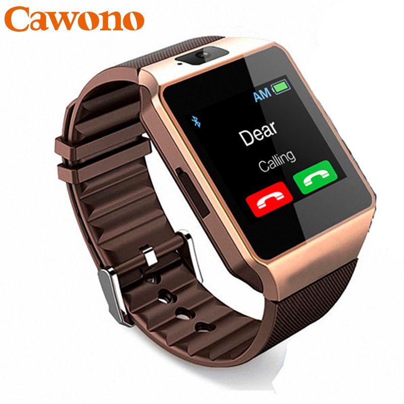 Cawono DZ09 <font><b>Smartwatch</b></font> Bluetooth Smart Watch Relogio Watch Android Phone Call SIM TF Camera for IOS Apple iPhone Samsung HUAWEI