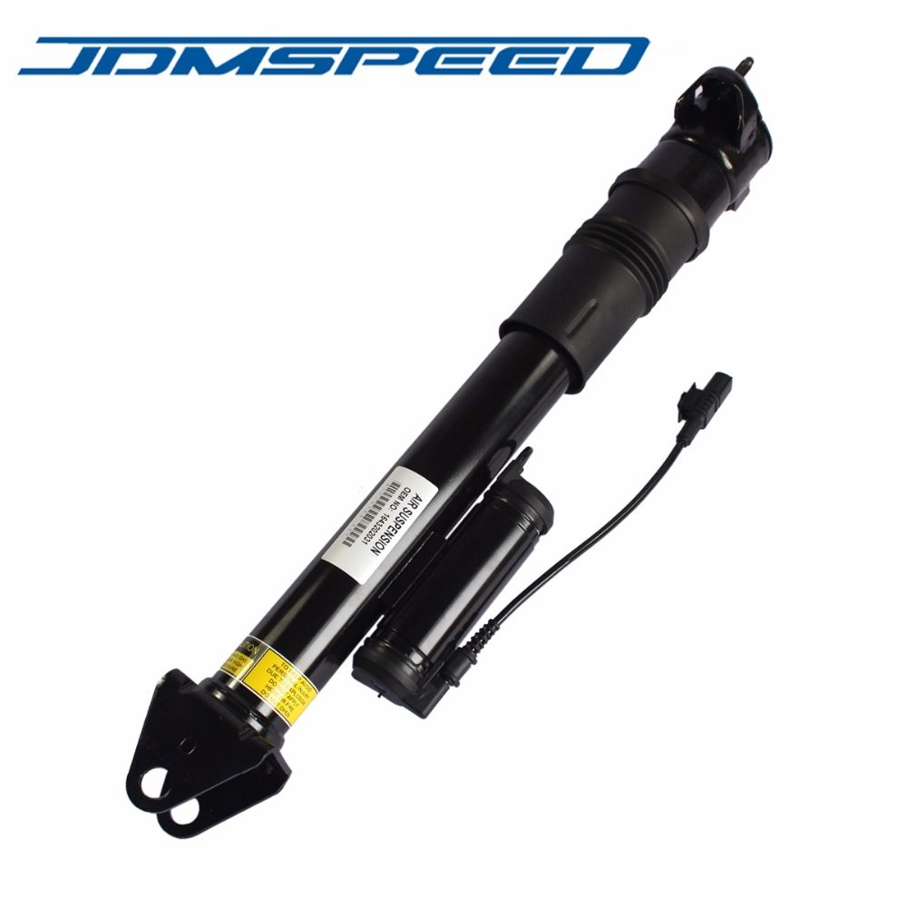 Free Shipping- JDMSPEED-New Rear Air Shock Strut 1643200731 Fits For Mercedes Trucks With ADS W164 ML GL 320 350 450 550