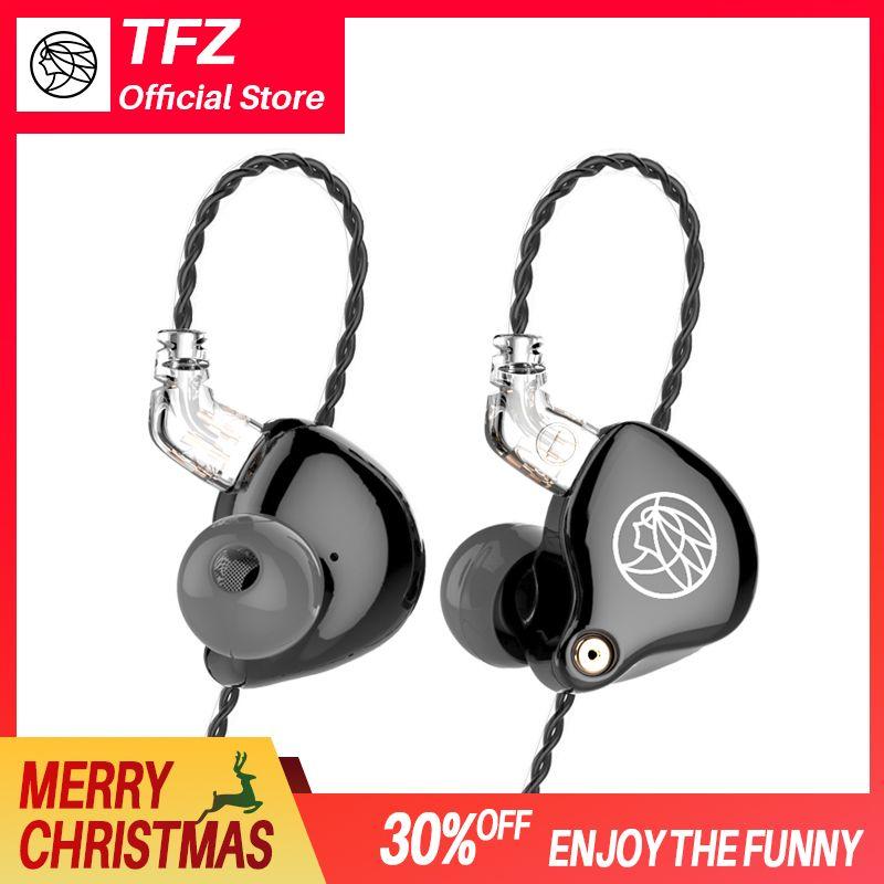 TFZ Hifi Earbuds with mic,Bass Earphones for Phone,TFZ S2 Stereo Hifi fone de ouvido Earphones for Phone Xiaomi