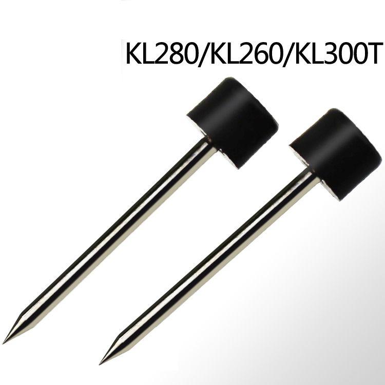 Free Shipping 1 Pair Electrodes for Jilong Fusion Splicer KL-280 KL-280G KL-280H KL-300 KL-300T KL-300F