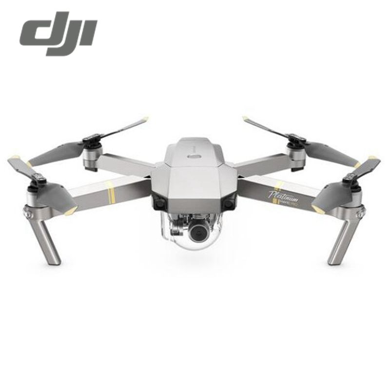 DJI Mavic Pro Platinum Version FPV w/ 3 Axis Gimbal 4K Camera Noise Drop Foldable Arm RC Camera Drone Quadcopter RTF VS Mavic