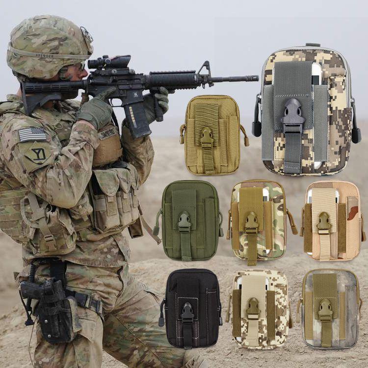 Wolfslaves 1000D Taktische Militärische Gürteltasche molle tasche Outdoor-sporttasche Military Fanny Pack Für Iphone 7 Jagd Taschen