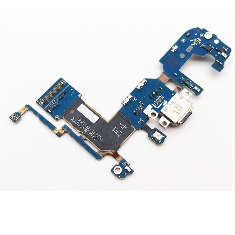 Original New USB Flex Cable For Samsung Galaxy S8 Plus G955U G955F Micro Dock Charger Charging Port Flex Cable Replacement