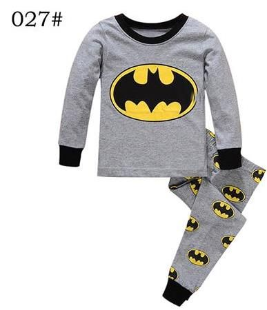 2018 kids pajamas sets Baby girl and boys clothes sweet dreams pijamas baby boys girls cartoon long sleeve T-shirt+Pants 2pcs