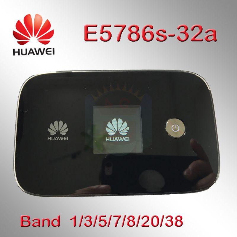 unlocked 300mbps HUAWEI E5786s-32a LTE Cat6 4g wifi router e5786 4g lte MiFi dongle 4G LTE Advanced CAT6 FDD mifi dongle