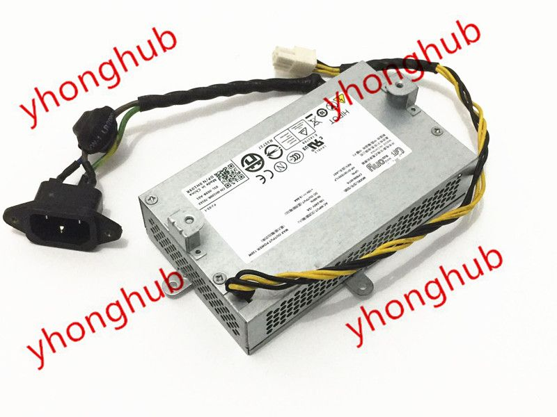Emacro For Chicony CPB09-007A Server Power Supply 130W PSU D1301E001LF 100-240V 2A, 50-60Hz