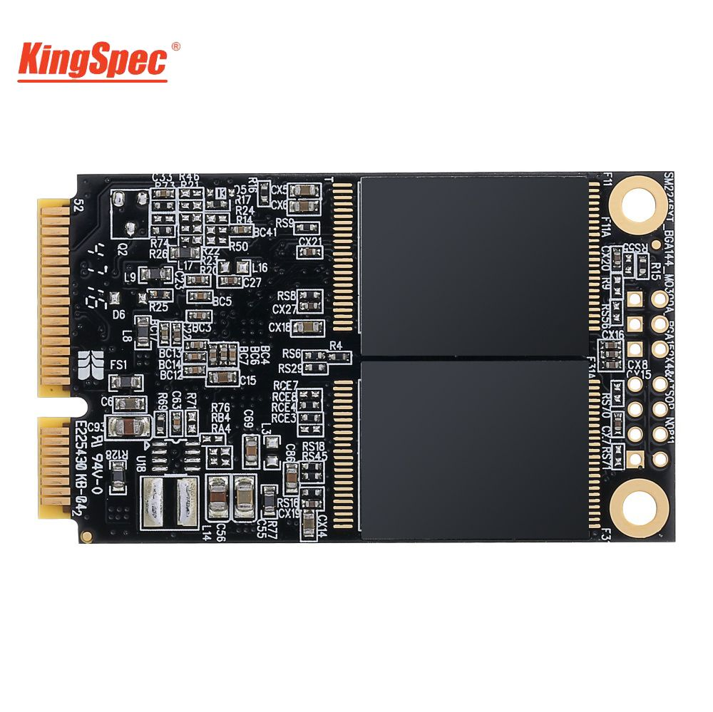KingSpec SSD 512GB mSATA Original 6GB/S Internal SSD 500GB HDD Solid Hard Drive Disco For Embedded Motherboard Tablets Laptop PC