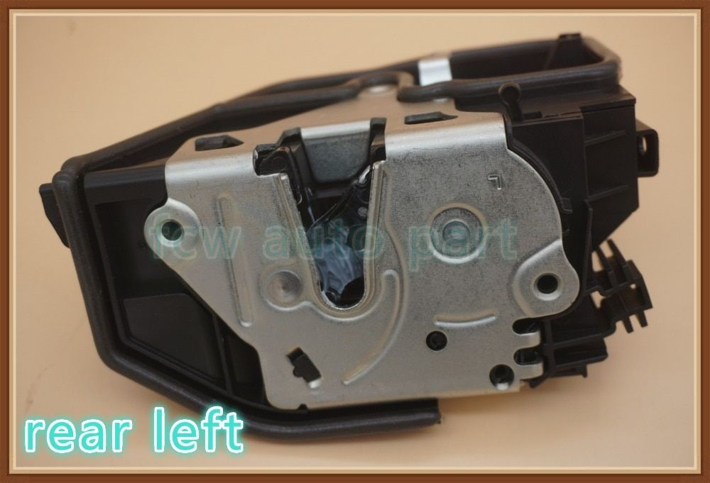 Für BMW hinten links Türschlossantrieb Mechanism Power locking Motor Latch E60 E65 E82 E83 E89 E90 E92 x3 x5 x6 z4 1 3 5 6 7