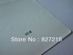 Indoor Roofing Material 1.5/1.8 meters width #4018 Milk White Translucen Stretch Ceiling Film  small order