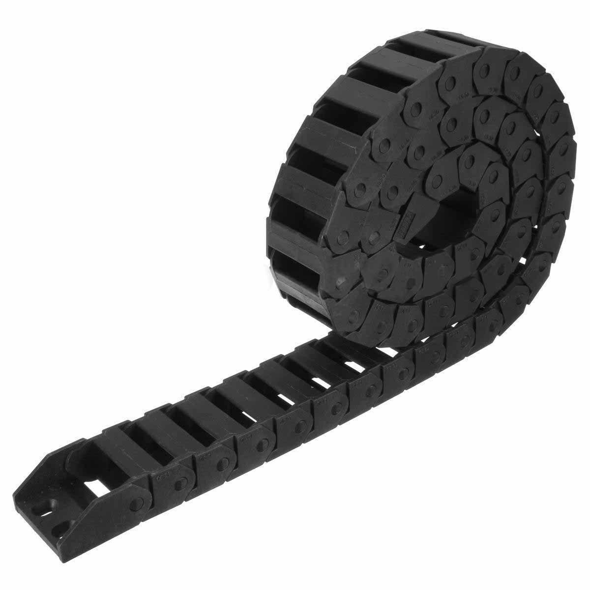 L1000mm Kabelschlepp Nylon Schleppleine Drahtträger 15x30mm Für Graviermaschine Zubehör