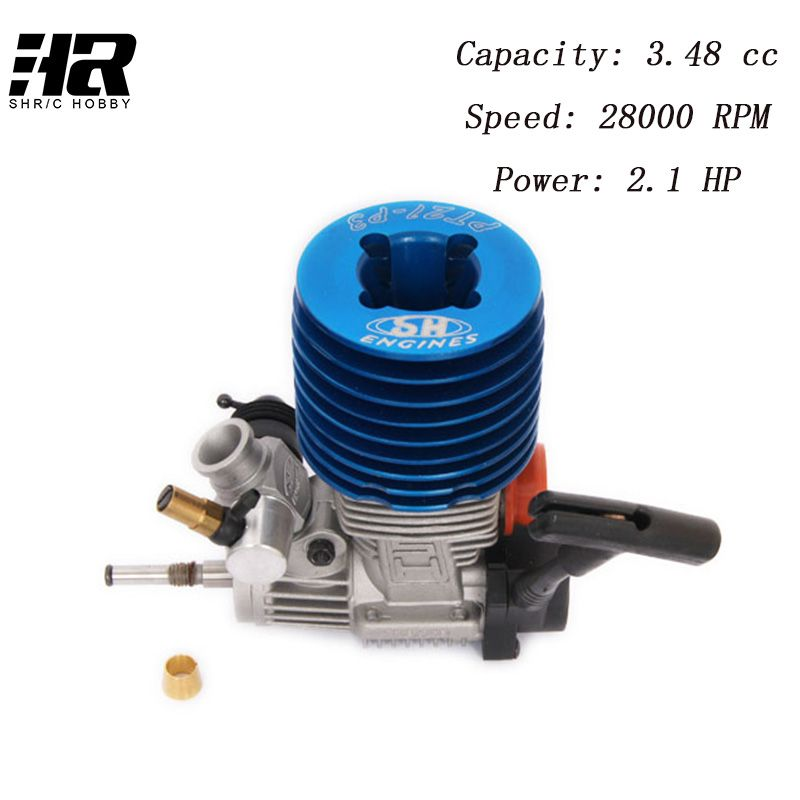 RC car 83012 SH21 SH 21 1/8 Nitro Race Engine Motor SH21 engine has a super power 3.48 cc m21-p3 HSP 1/8 methanol