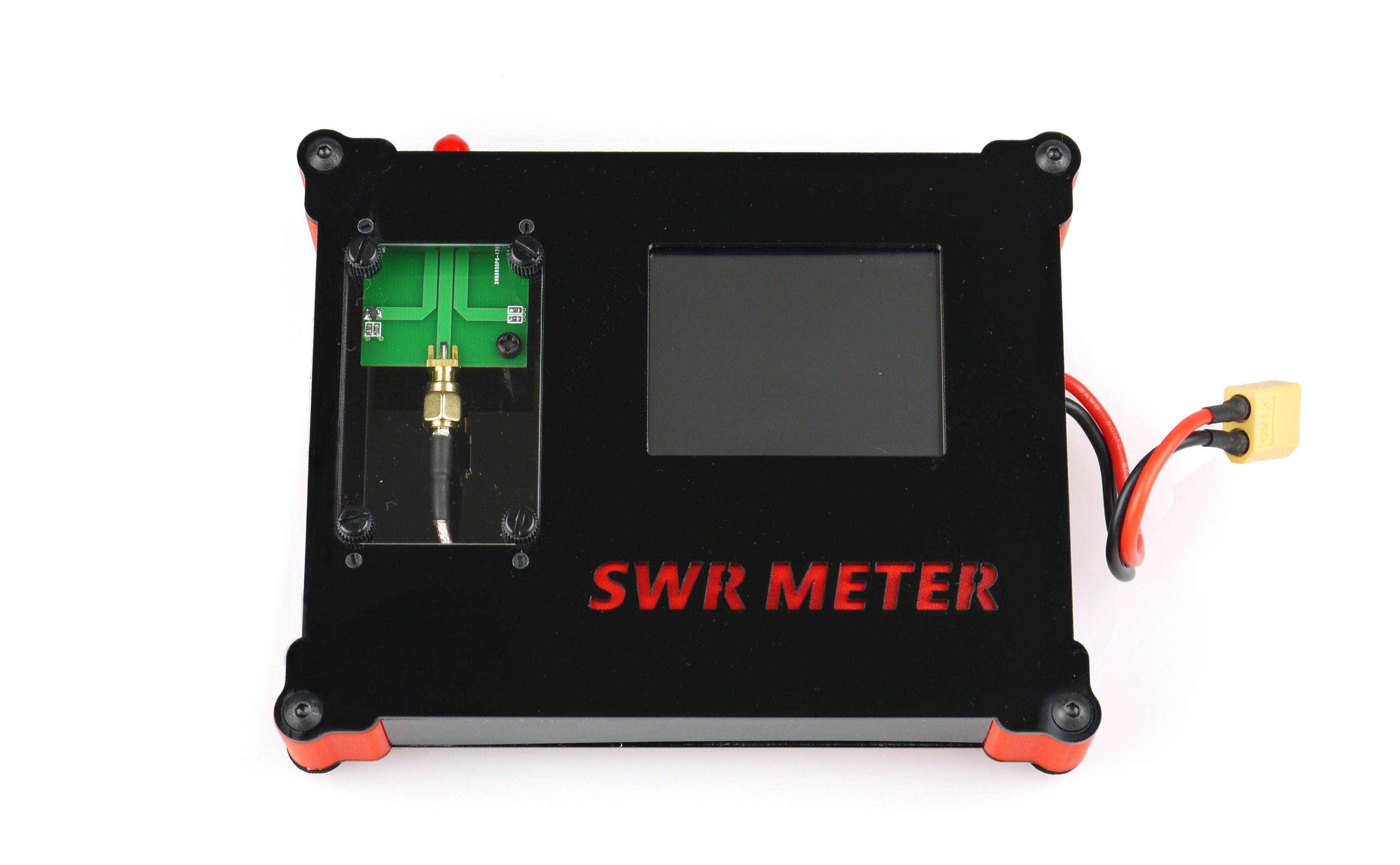 5.8Ghz RF SWR VSWR meter standing wave table for FPV Antenna FPV Racer