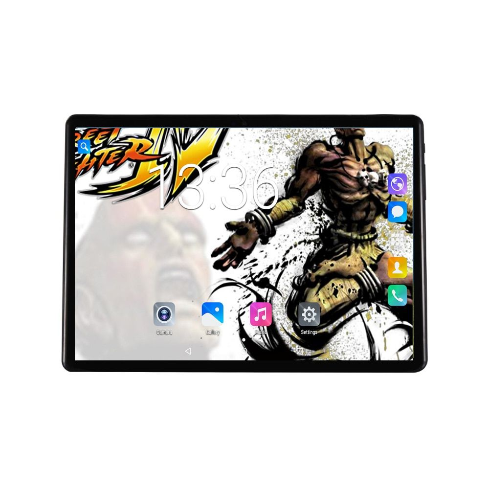 2018 Fashion <font><b>Super</b></font> Tempered 2.5D Glass 10 inch tablet pc Android 7.0 4GB RAM IPS Touch Screen Original Wifi Tablets 10.1 +Gift