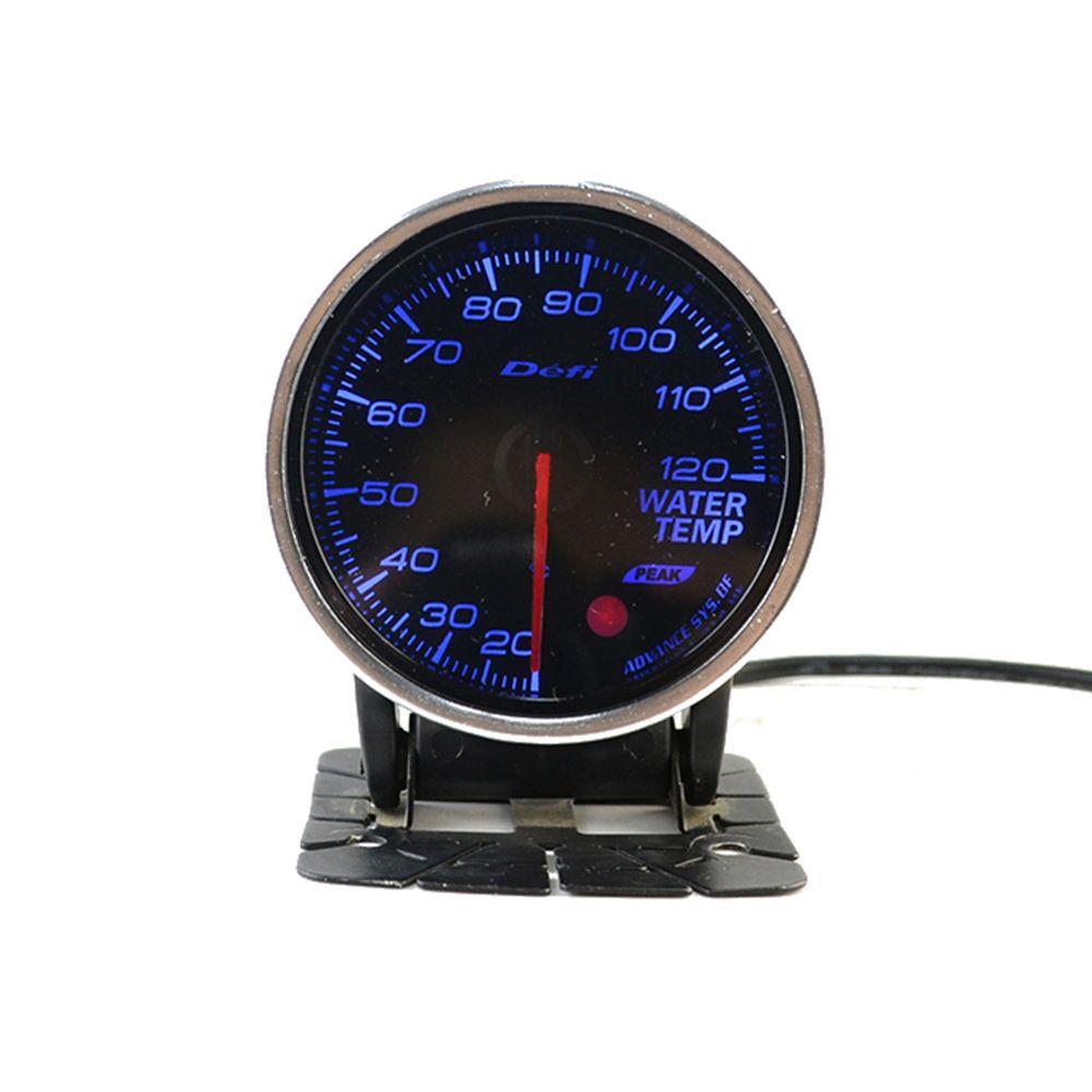 Livraison Gratuite 60mm Voiture De Course Turbo BF Accroître Pression Mètre/Jauge avec Capteur CY078-CN-2