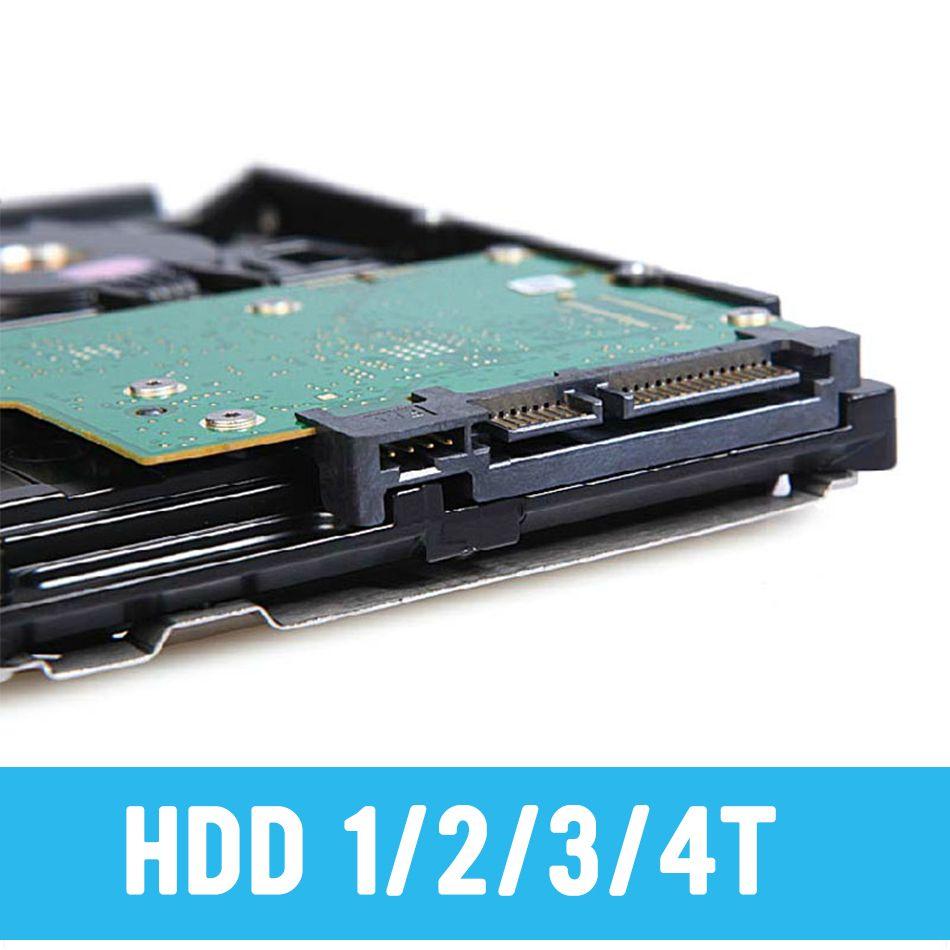 3.5 дюймов 7200 об./мин. SATA3 1 ТБ 2 ТБ 3 ТБ 4 ТБ HDD для комплект видеонаблюдения DVR NVR видео запись Бесплатная доставка