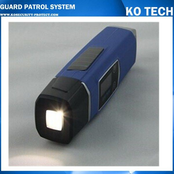 GUARD TOUR SYSTEM PATROL SYSTEM TIME COTNROLLER V4 CARD READER 125KHZ Time Recorder in stock Free Shipping