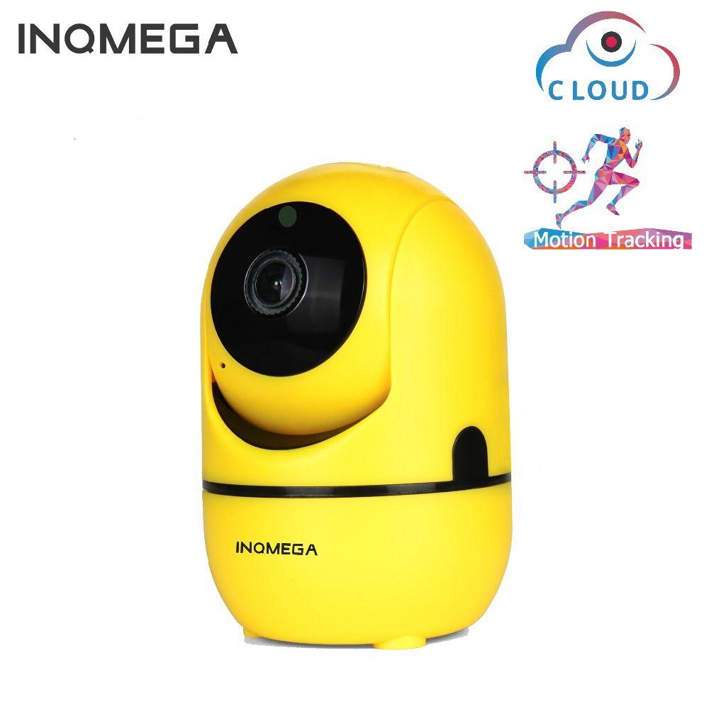 INQMEGA Cloud Wireless IP Camera 1080P Intelligent Auto Tracking Of Human Home Security Surveillance CCTV Network Mini Wifi Cam