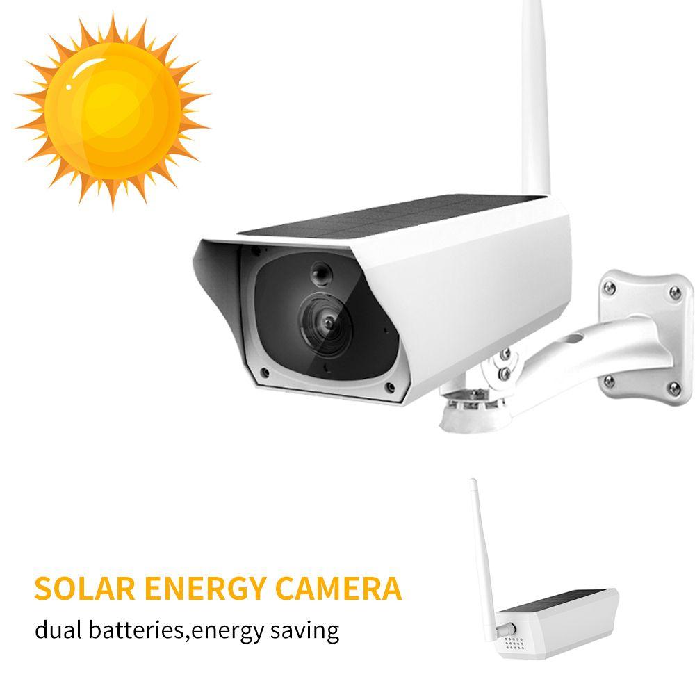 Solar Power IP Camera Waterproof IP67 Outdoor 1080P Monitor PIR Motion Detection two way audio Surveillance CCTV Camera Meisort