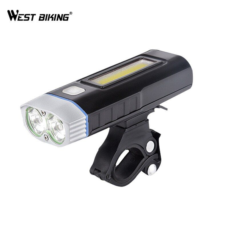 WEST BIKING Camping Lights Waterproof XPG R5 USB Charging Working Lamp Power Bank MTB Bike Cycling Hiking Tent Light Multi Tools