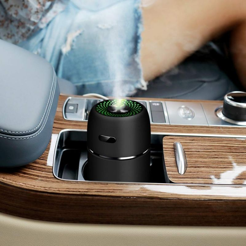 Le plus nouveau Mini humidificateur de voiture maison silencieux bureau Portable USB purificateur d'air humidificateur