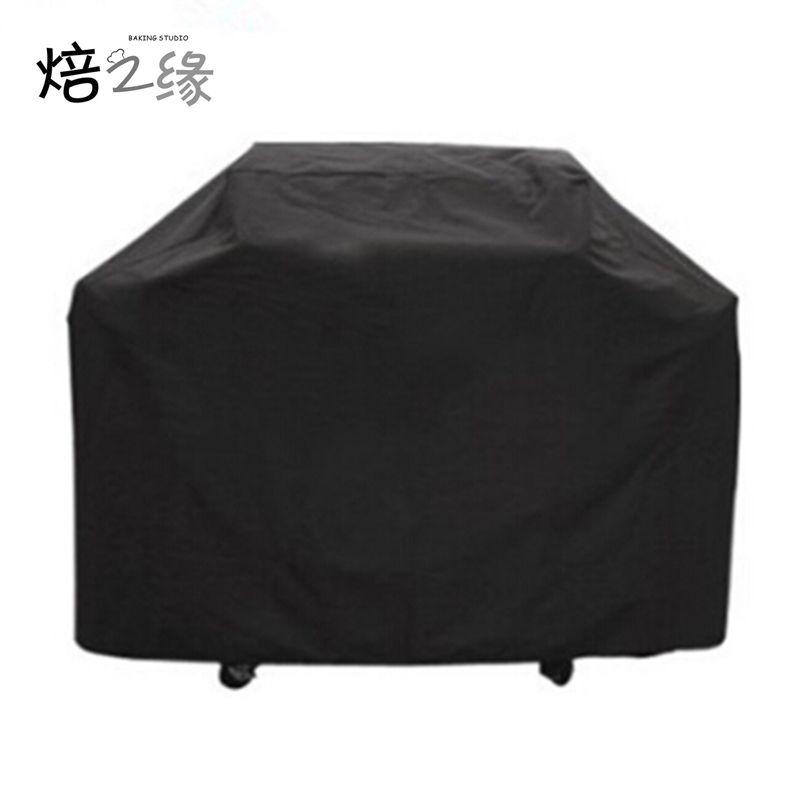 7 tailles Noir Housse De Barbecue Etanche Pluie Extérieure Barbecue Protecteur Pour Gaz Charbon Électrique Barbecue