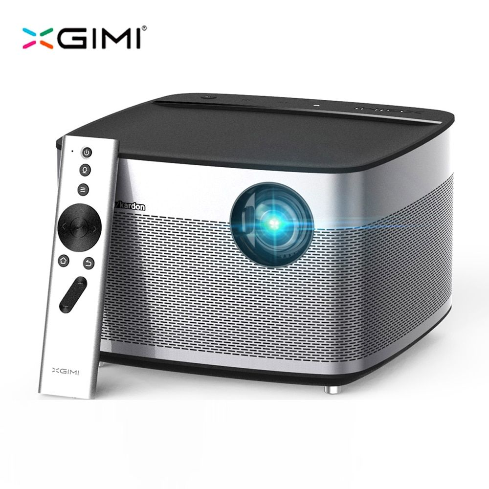 XGIMI H1 DLP Projector 1920x1080 Full HD Shutter 3D Support 4K Video Projector Android 5.1 Bluetooth Wifi Home Theater Beamer