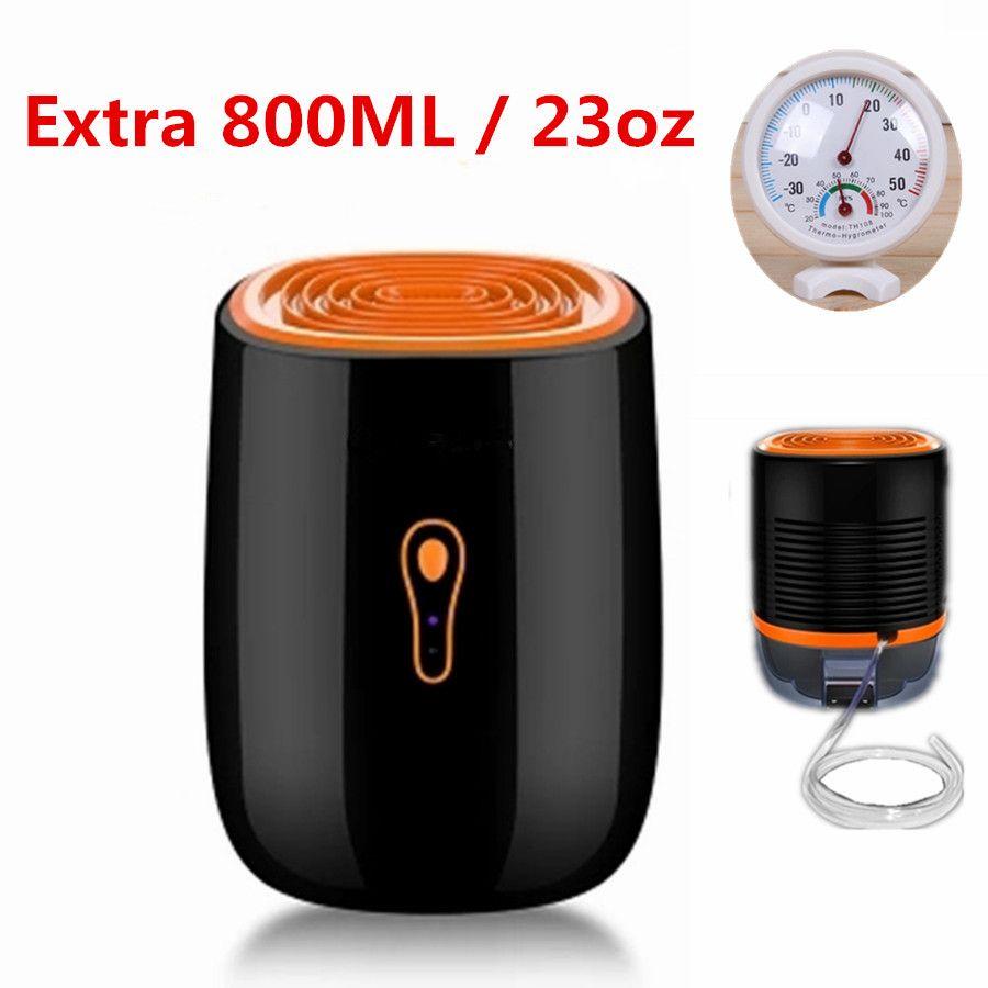 Dehumidifier 25W For Home Bathroom Moisture Absorption Mini Dehumidifier Air Dryer For Bedroom, Garage, Basement etc
