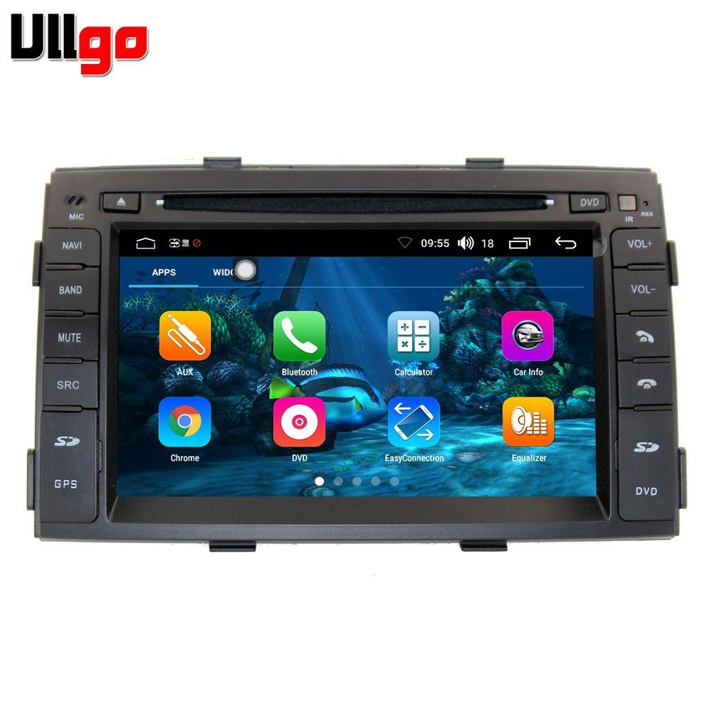 S200 plattform 7 zoll Octa Cores CPU ROM 32 gb Android 8.0 Auto DVD GPS für Kia Sorento 2009-2012 mit BT RDS Wifi Mirrorlink