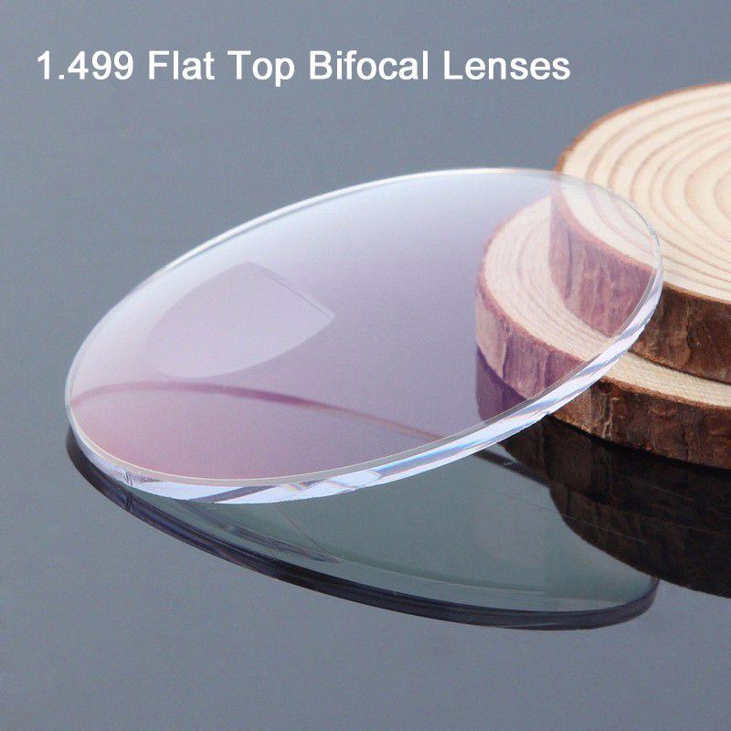 1.499 lentilles de lunettes optiques bifocales pour la lecture et la Vision lointaine lentilles de Prescription lunettes lentilles de lunettes pour femmes et hommes