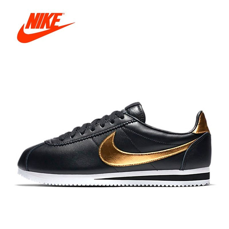 Original New Arrival Official NIKE CLASSIC CORTEZ SE Men's Waterproof Running Shoes Sports Sneakers Breathable Athletic