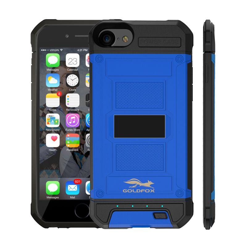 6 Plus 6 sPlus 7 Plus 4200 mah Externe Batterie Fall Abdeckung für iPhone 6 6 s 7 plus Power bank Baseus Bateria Ladegerät Lade Fällen