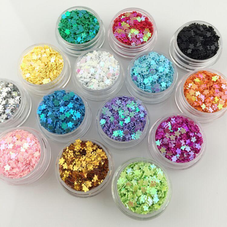 New fashion Good quality  fashion shinning Nail Glitter Powder arcylic powder AAA004