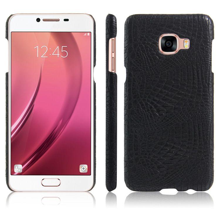 Case for Samsung SM-C5000 Galaxy C5 c 5 Duos TD-LTE For Samsung Galaxy C 5 c5 c500 Phone shell crocodile pattern Case Cover 5.2