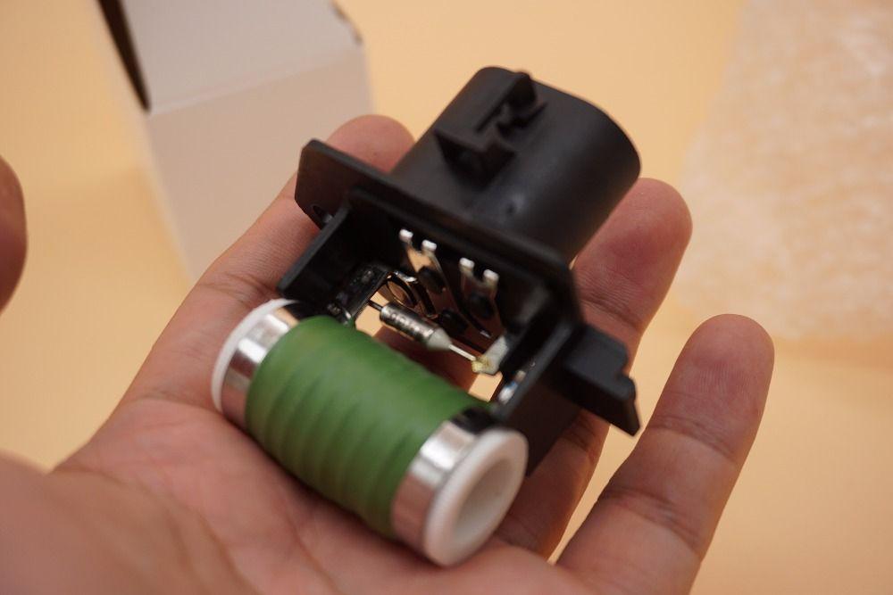 fast shipping motor radiator fan Resistor blower for ALFA ROMEO MITO FIAT 500 BRAVO GRANDE PUNTO / EVO Doblo FORD KA OPEL D