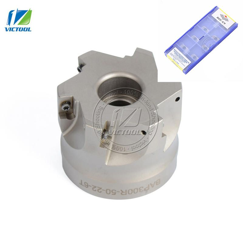 BAP300R BAP400R Shoulder <font><b>Face</b></font> Mill Head CNC Milling Cutter,milling cutter tools,carbide Insert APMT1135 APMT1604