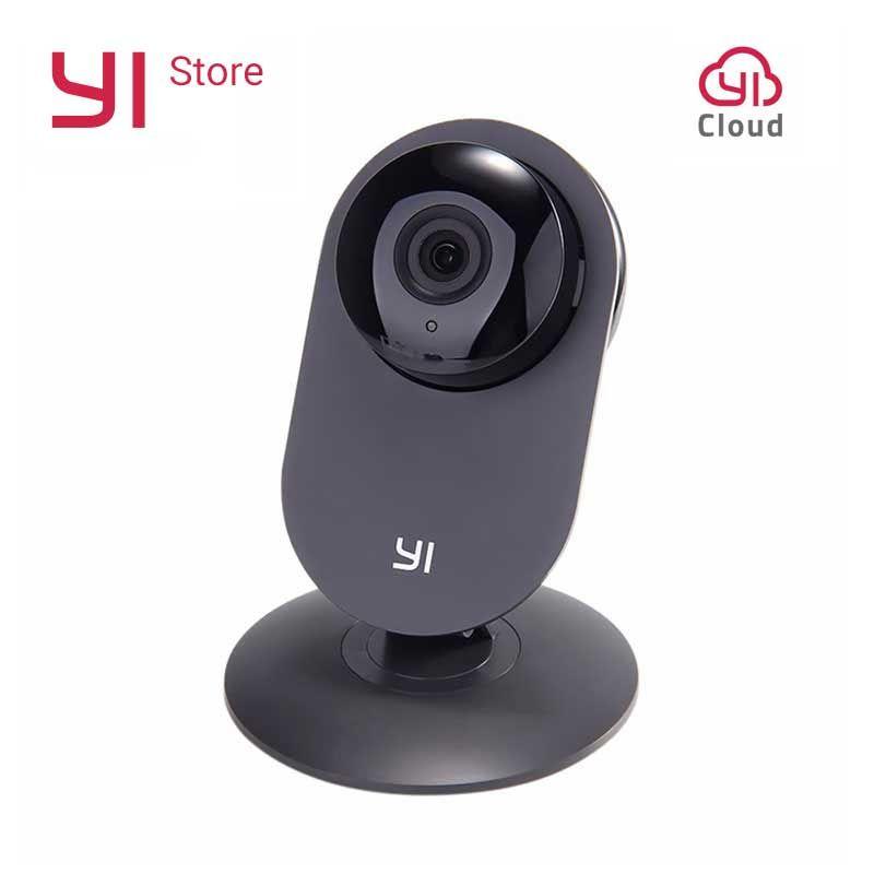 YI Maison Caméra 720 p de Vision Nocturne Vidéo Moniteur IP/Réseau Sans Fil de Surveillance de Sécurité À Domicile Internation Version (NOUS /UE)