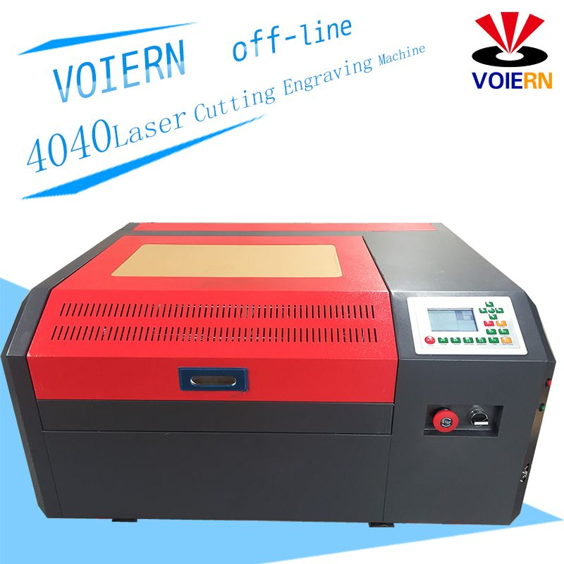 free ship to Moscow!! 50W WR4040 RUIDA co2 laser engraving machine,220v/100v laser cutter, CNC/DIYengraveing machine