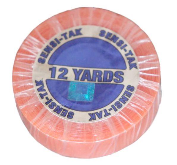 Wholesale 12yards SENSI-TAK  super quality adhesive  tape size : 3/4