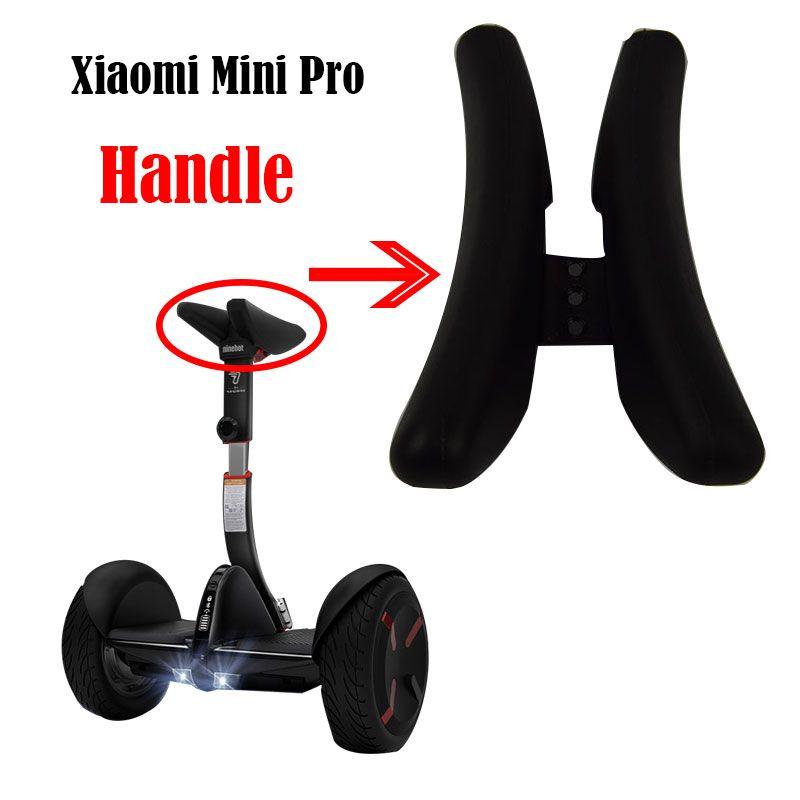 Tacto suave para xiaomi Mini Pro hoverboard caña de la mano para xiaomi xiaomi mini Pro hoverboard equilibrio scooter de reparación de piezas de repuesto