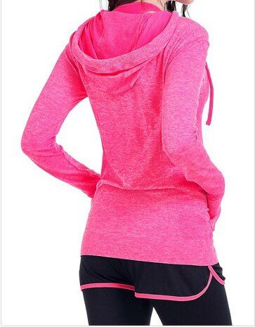 Eshtanga hoodies Free Shipping Yoga hoodie Sport Gym Fitness Athletic Running Trainning sweatshirt with hood Size XS-XL